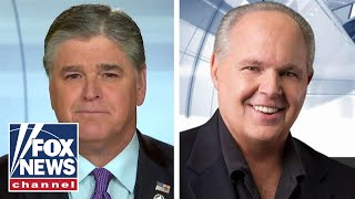 Sean Hannity to interview Rush Limbaugh