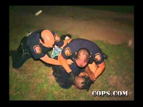 COPS TV SHOW, Resisting Arrest, Fort Worth Police ...