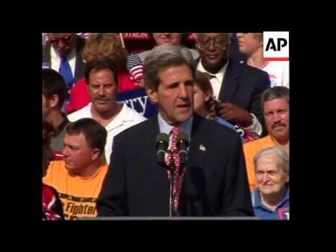 Kerry picks Edwards as running mate