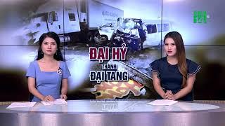TNGT khiến 13 người đi đón dâu tử vong: Do tài xế ngủ gật? | VTC14