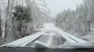 Ice Storm in Western Kentucky