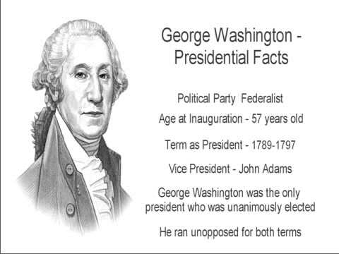 george washingtons words of wisdom to the united states George washington's vision with these words the vision vanished progress, and destiny of the united states.