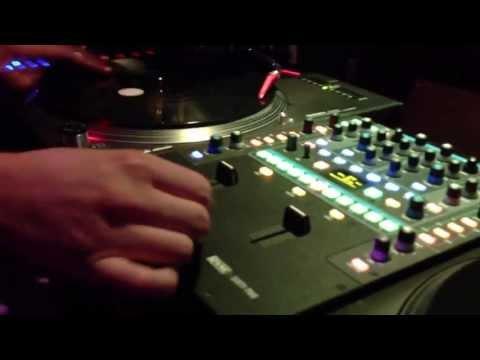DJ Chvare sound check @ Angels cafe Shtip