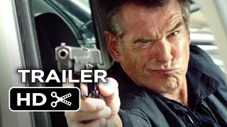 The November Man Official Trailer #1 (2014) - Pierce Brosnan Movie HD