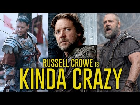 Russell Crowe is Kinda Crazy