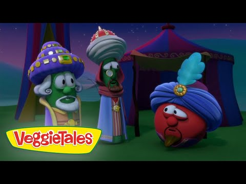 The Little Drummer Boy Trailer | VeggieTales