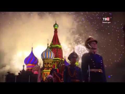 ПРОЩАНИЕ СЛАВЯНКИ. Фестиваль Спасская башня. Финал.
