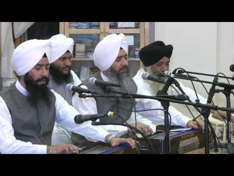 Live Shabad Kirtan. Bhai Nirmal Singh Nagpuri. Records by Amrik...