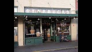For Our Coffee Lovers - Taking you to the First Starbucks Store in the World