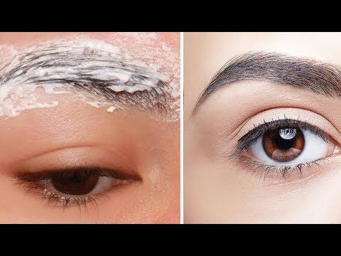 5 einfache Möglichkeiten um deine Augenbrauen auf natürliche Weise zu verdichten!