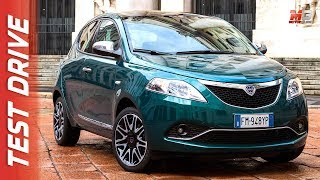 NEW LANCIA YPSILON 2018 - MILANO - FIRST TEST DRIVE