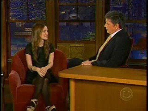 Rachel Bilson on Craig Fergusson