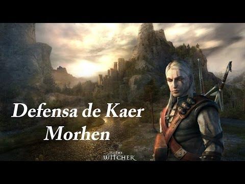 The Witcher - Parte #1: Defensa de Kaer Morhen (Gameplay Español)