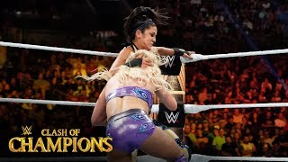 Charlotte Flair brings the fight to Bayley: Clash of Champions 2019 (WWE Network Exclusive)