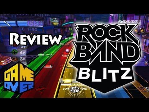 Toque todos os instrumentos juntos no Rock Band Blitz