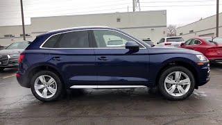 2019 Audi Q5 Lake forest, Highland Park, Chicago, Morton Grove, Northbrook, IL A190421