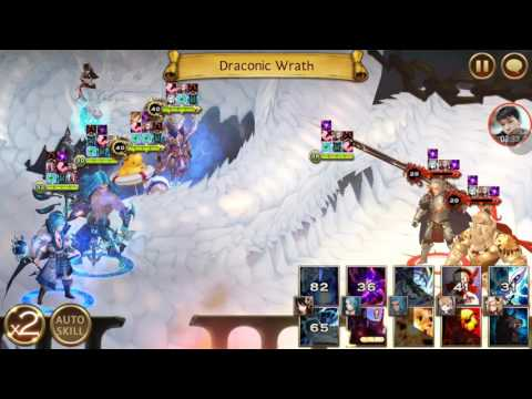 [Seven Knights Asia] Daily Dungeon Sunday (Hell mode)
