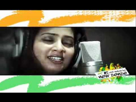 Jana Gana Mana Indian National Anthem mtv Youth Version.flv