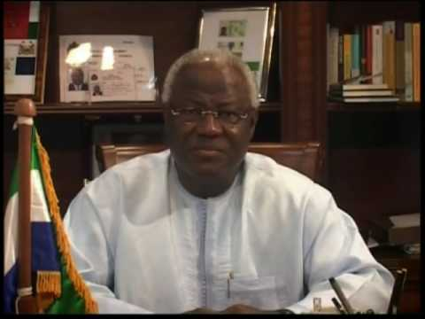 Sierra Leone: Statement 2009 UN Climate Change Summit
