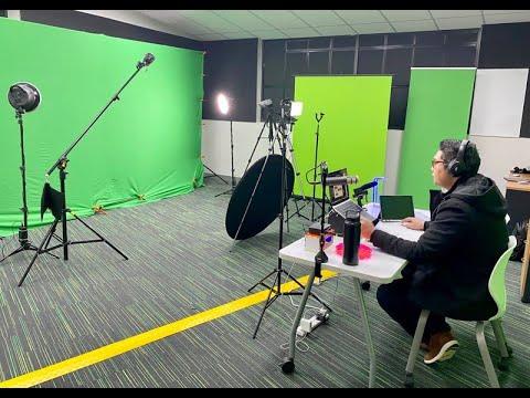 Al Siraat College - Digital Learning Studio Tour