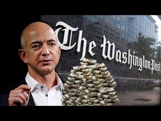 Jeff Bezos buys Washington Post: Amazon meets Deep Throat