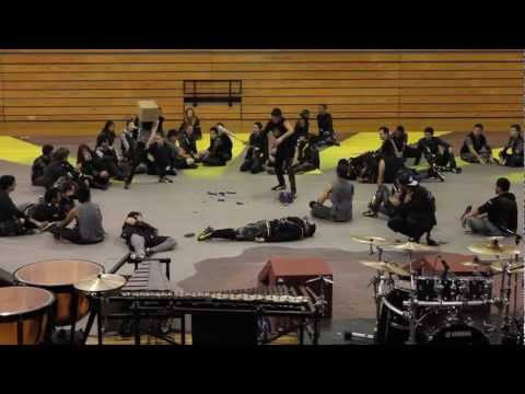 Harlem Shake Pulse Percussion 2013