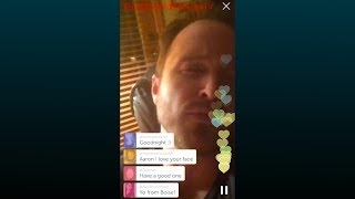 Periscope: Aaron Paul - Follow @wafflenoah on everything and have my mind blow