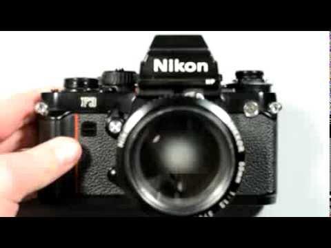 Nikon F3 HP Vintage Camera Overview