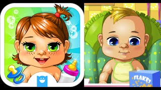 My Baby Care Android İos Bubadu Free Game GAMEPLAY VİDEO