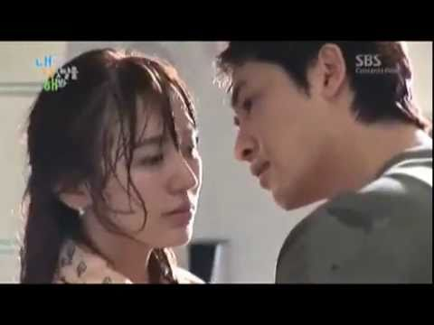 Yoon Eun Hye - Kang Ji Hwan  lie To Me Kola Kiss Making video