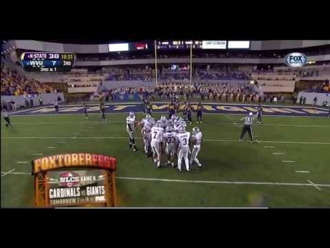 2012 K-State vs West Virginia Football