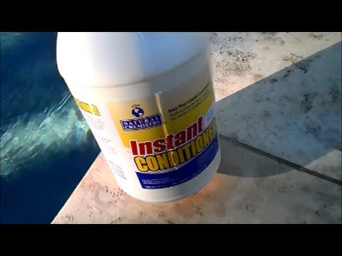 Instant Pool Conditioner by Natural Chemistry