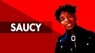 "Download Lagu ""SAUCY"" Trap Beat Instrumental 2018 | Hard Smooth Lit Rap Hiphop Freestyle Trap Type Beats | Free DL Gratis STAFABAND"