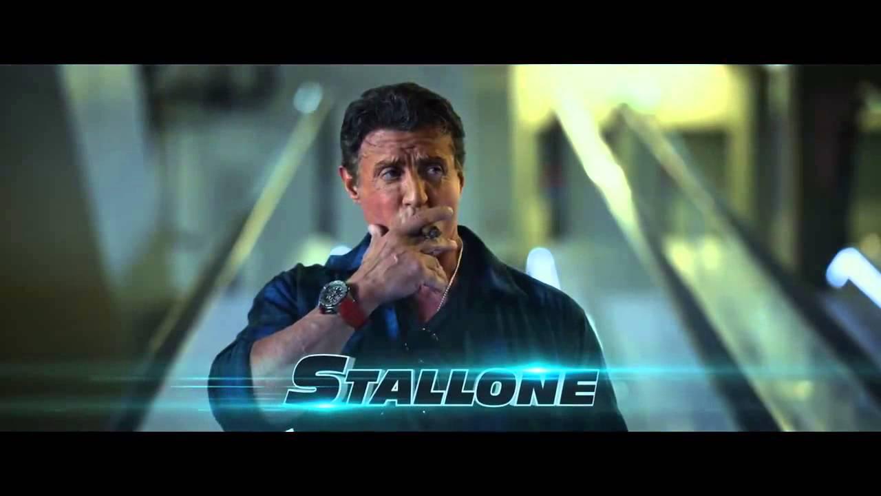 ... 2014) Official Trailer | FORD, GIBSON, SCHWARZENEGGER Movie [HD