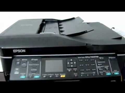 Review Epson TX620FWD