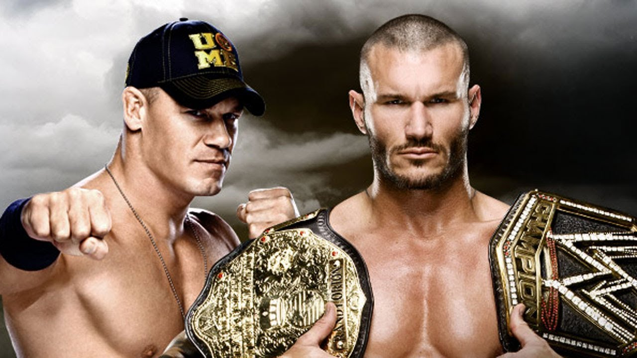 John Cena vs. Randy Orton - Royal Rumble- WWE 2K14 ...