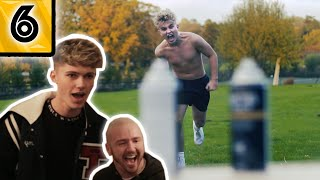 HRVY & BLAIR CAME TO SEE OUR NEW HOUSE!