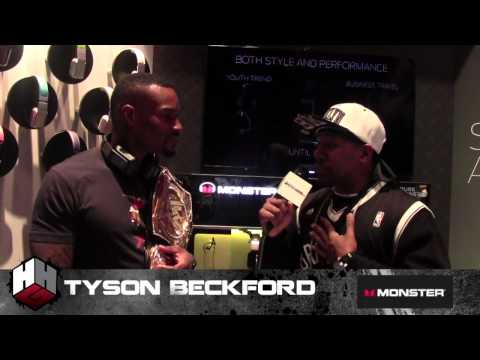 Tyson Beckford Speaks On Fitness, Branding, Would Love To Work With Tyler Perry: CES Interview