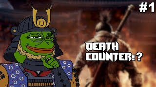 Starting Sekiro With Death Counter (Sekiro:Shadows Die Twice #1)