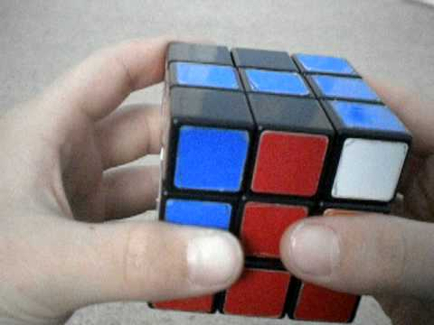 Watch How To Solve A 3x3x3 Cube