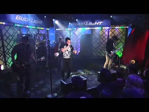 A Day to Remember - Better Off This Way (live @ Jimmy Kimmel) HD