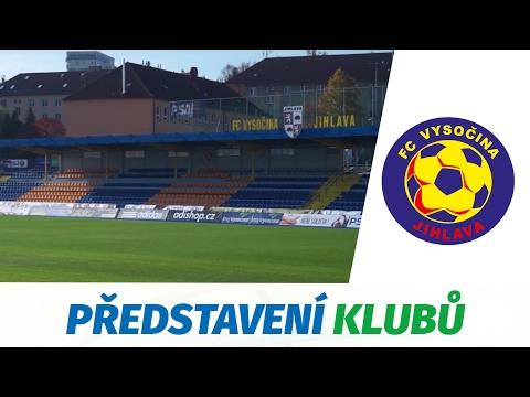 Kluby SL se představují - FC Vysočina Jihlava