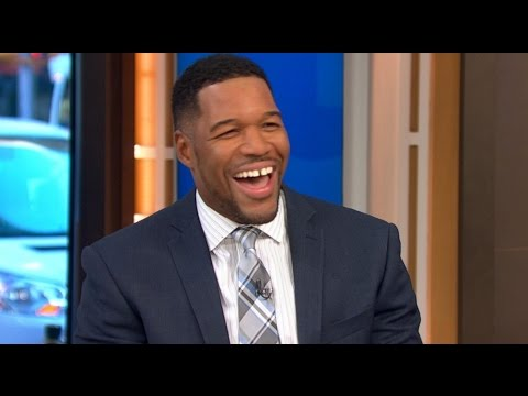 Michael Strahan on 'GMA' Anchor Announcement