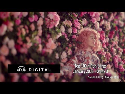 Top 100 K-pop Songs For January 2015 Week 3 video