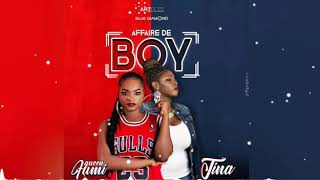 Tina x Queen Fumi- Affaire de boy (Lyrics Video)