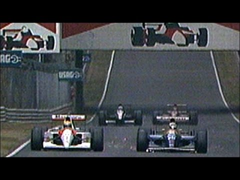 Monza & Estoril : Schumacher els� benettonos versenyei.