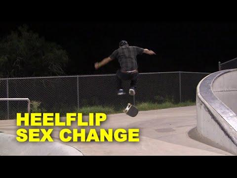 Heelflip Literal Sex Change video