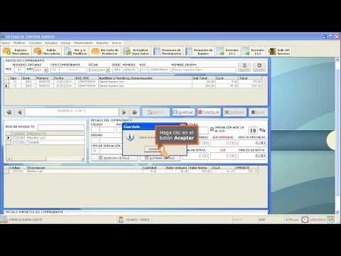 Sistema Control de Inventario - Kardex - Stock Software Facil Manejo