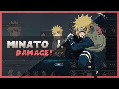 Naruto Online | Minato Jounin El Rey del damage?