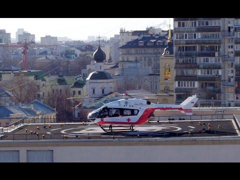 NEWSCOPTER - Столичная скорая помощь получила два новых вертолета. 4К